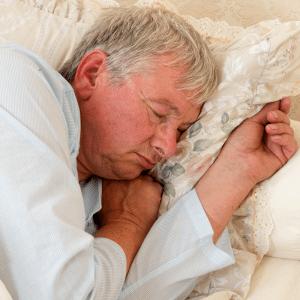Sleeping as we Age