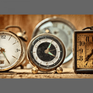 Clocks and Time Schedules