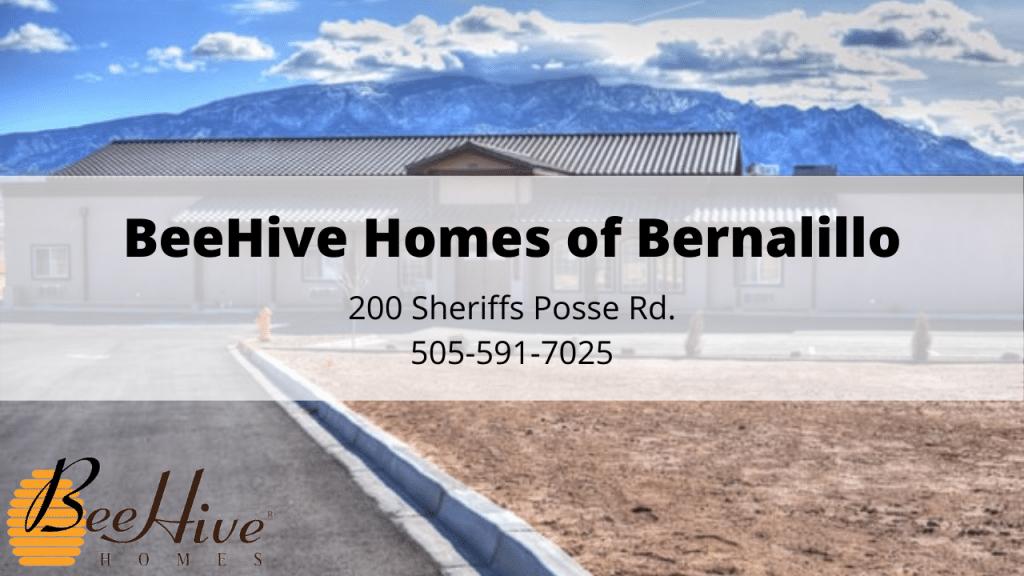 BeeHive Homes of Bernalillo