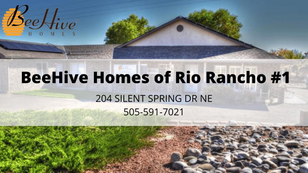 BeeHive Homes of Rio Rancho #1