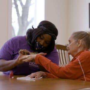 Assisted Living Nail Care