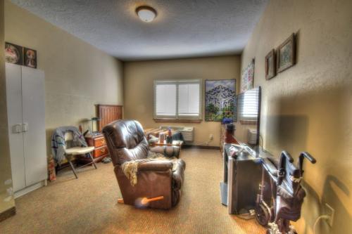 Albuquerque San Pedro Building B Bedroom